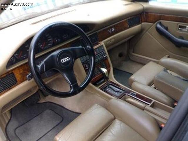 Vorstellung Meines Audi V8 4 2l Seite 1 Pagenstecher