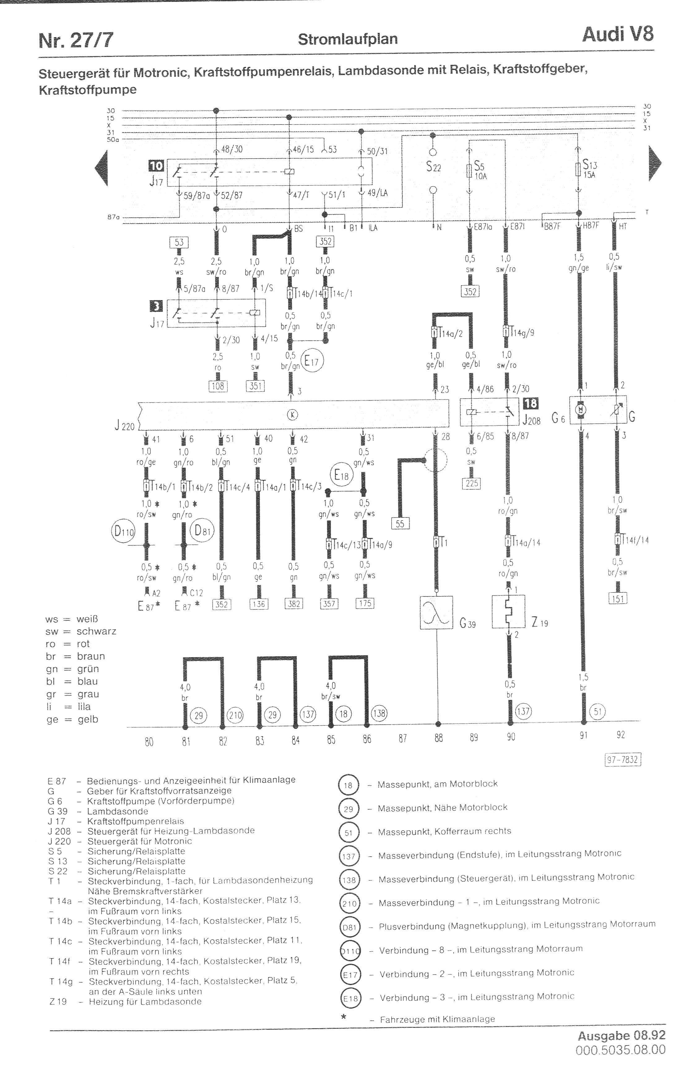 Ziemlich Gm Lkw Schaltplan Zeitgenössisch - Schaltplan Serie Circuit ...