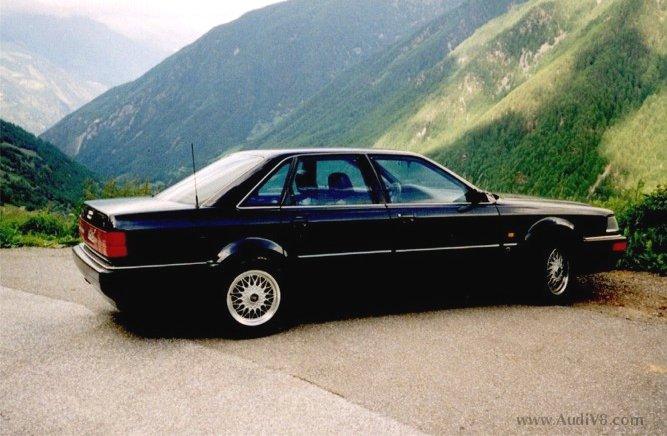 Audi V8 Die Galerie