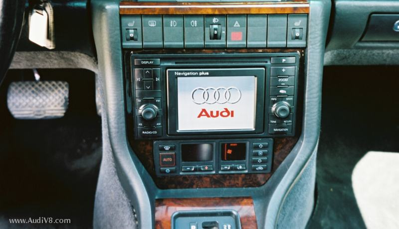 project 95.5-2005.5 s6 upgrade- audi nav+ into a c4 - audiworld forums, Wiring diagram